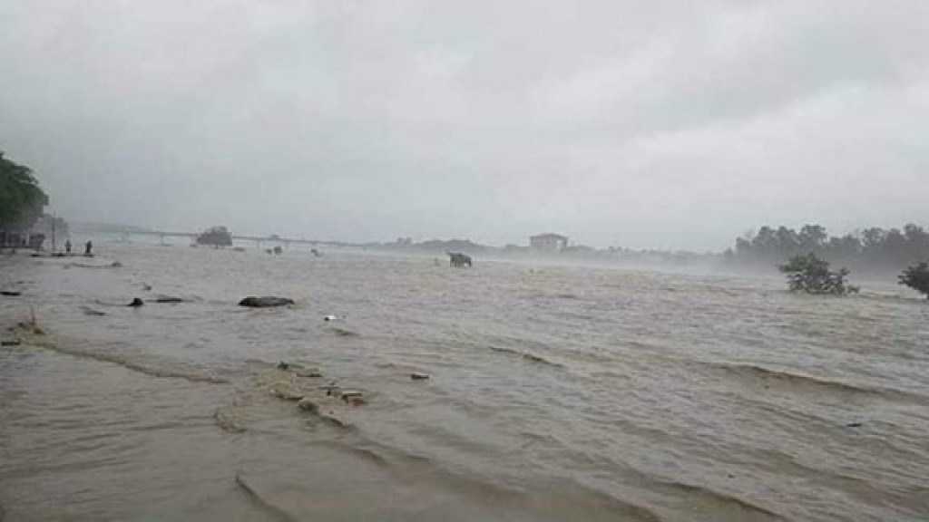 narayani river flood