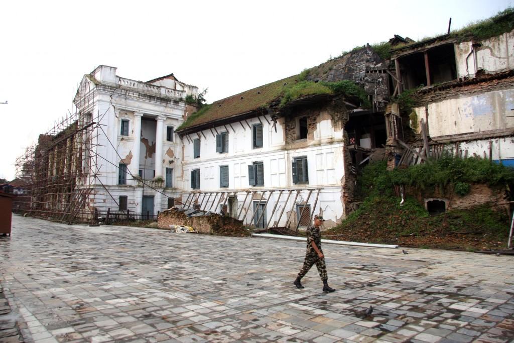 Hanumandhoka Durbar Square/ photo: discovery4p.com
